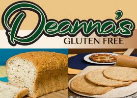 deannas gluten-free bakery