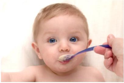 gluten free baby food list