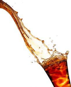 gluten-free soft drinks