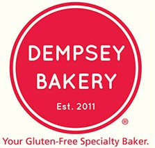 gluten-free bakery products