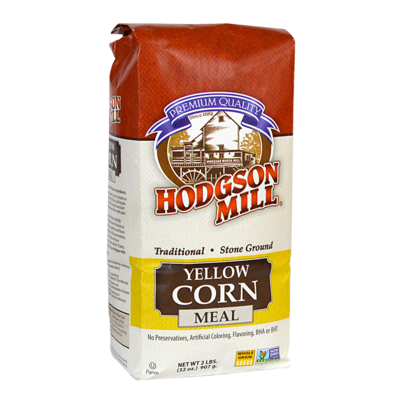 yellow corn meal flour